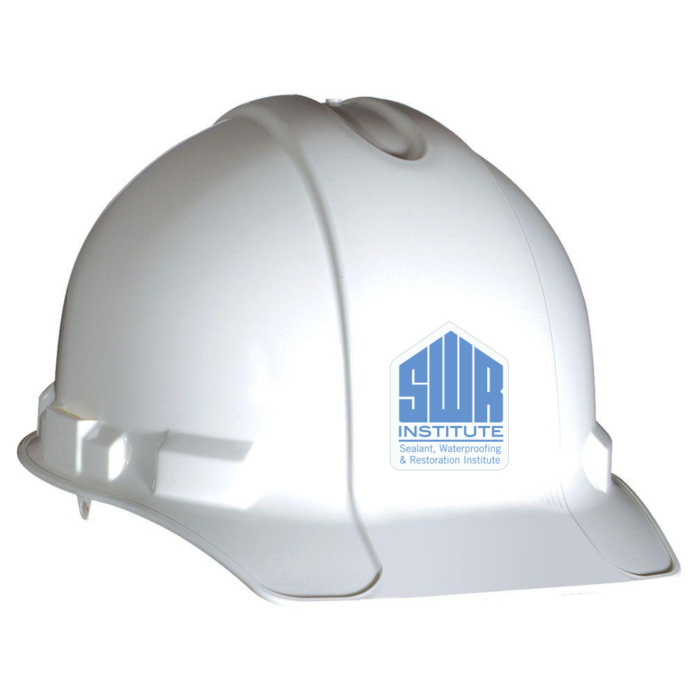 SWR Institute Hard Hat Decal - Pack of 4